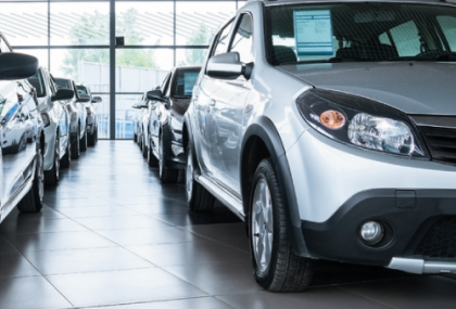 Car Showroom Commercial Cleaners